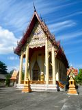 Phuket temple Royalty Free Stock Images