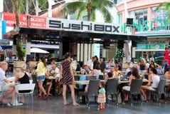 Phuket, Thaïlande : Restaurant de Jung Ceylan Photographie stock