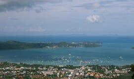 phuket thailand Royaltyfri Bild