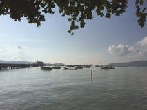Phuket Thailand Royaltyfri Fotografi