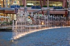 PHUKET, THAILAND - APRIL 26: Jungceylon shopping mall in Patong Royalty Free Stock Photos