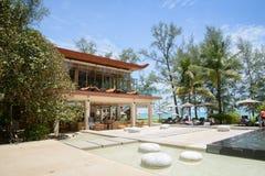 PHUKET, THAILAND - AUGUST 05, 2013: Sandbox at Renaissance Resor Royalty Free Stock Images