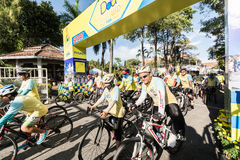 PHUKET THAILAND-DEC 11: Händelse i Thailand Royaltyfri Foto