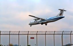 Phuket, Thailand 2. Februar 2017 Bangkok-Luft-Ausrichtung HS-PZA vorbei Stockfotos