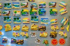 Phuket, Thailand - Februari 21, 2017: Leuke inzameling van Phuket Royalty-vrije Stock Fotografie