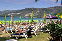 Free Phuket, Thailand: Idyllic Patong Beach Stock Photos - 22871263