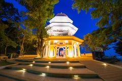PHUKET THAILAND - JULI 20, 2017: 100 år Hall av minnet på Kao Fotografering för Bildbyråer