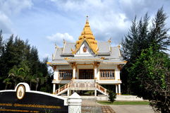 Phuket, Thailand: The King's Sala Royalty Free Stock Photos