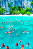 Phuket Thailand mat Arkivfoton
