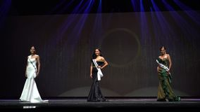 Final round of Miss Supranational Thailand 2017 on big stage at Siam Niramit