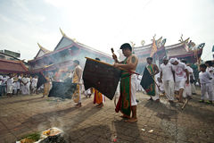 Phuket Thailand Vegetarian festival Royalty Free Stock Photography