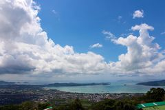 Phuket Thailand views Stock Images