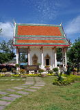 Phuket, Thailand:  Wat Chalong Temple Stock Photography
