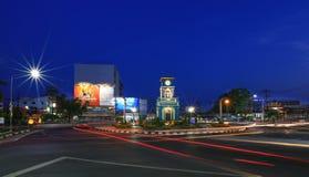 Phuket-Uhr-Kreis Stockbild