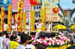 Phuket-Vegetarier-Festival Stockbilder