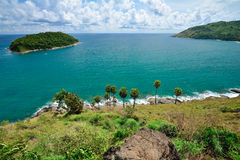 Phuket view point Stock Photo