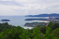 Phuket View Point beach Phuket,Thailand, Stock Image