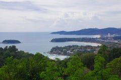 Phuket View Point beach Phuket,Thailand, Stock Image