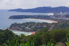 Phuket View Point beach Phuket,Thailand, Stock Images