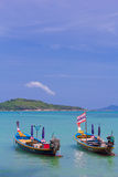 Phuket View Point  Rawai beach Phuket,Thailand, Royalty Free Stock Image
