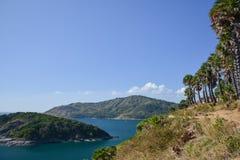 Phuket view point Royalty Free Stock Photos