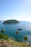 Phuket view point Stock Images