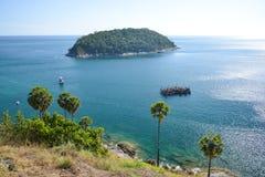 Phuket view point Stock Photos