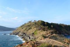 Phuket view at Promthep cape. Phuket, Thailand Stock Image