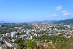 Phuket Viewpoint Royalty Free Stock Images