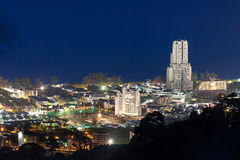 Phuket viewpoint top hill Stock Photography