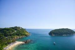 Phuket widoku punkt Obrazy Royalty Free