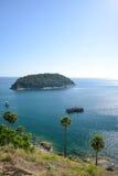 Phuket widoku punkt Obrazy Stock