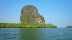 Phuketbergen Royalty-vrije Stock Afbeeldingen