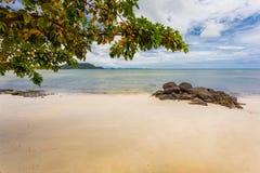 Phuketstrand Royalty-vrije Stock Afbeeldingen