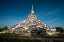 Phukhao Thong Pagoda Stock Image
