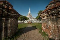 Phukhao Thong Pagoda Stock Images