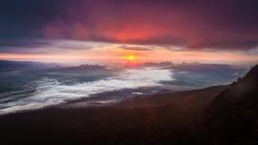 Phukradueng National Park Stock Image
