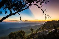 Phukradueng National Park Royalty Free Stock Photos