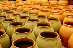 PhuLang-Keramik Lizenzfreies Stockfoto
