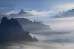 PhuLangKa泰国 库存照片