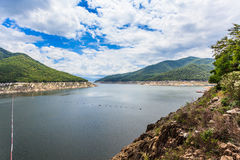 Phumiphol dam Stock Photos