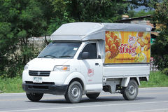 Phungnoi面包店卡车  免版税图库摄影