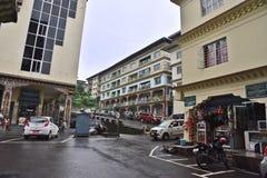 Phuntsholing City Royalty Free Stock Images