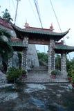 Phuoc Dien Temple in Chau-Doc. Royalty-vrije Stock Foto's
