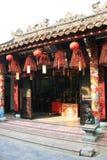 Phuoc Kien świątynia Wietnam (4) - Hoi - Obraz Royalty Free