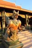 Phupraw寺庙  库存图片