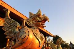 Phupraw寺庙  免版税库存照片