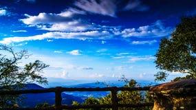 Phurua nationalpark Royaltyfria Foton
