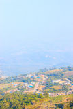 Phutabberk, montanha tailandesa Imagem de Stock Royalty Free