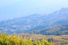 Phutabberk, montanha tailandesa Fotos de Stock Royalty Free